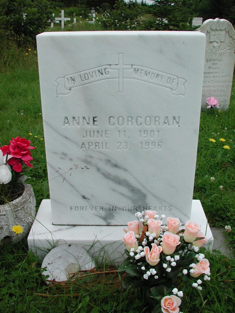 CORCORAN, Anne (1996) RIV01-2080