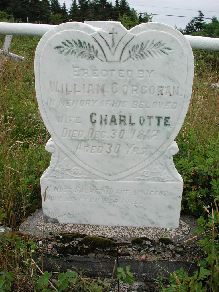 CORCORAN, Charlotte (1917) RIV01-2105