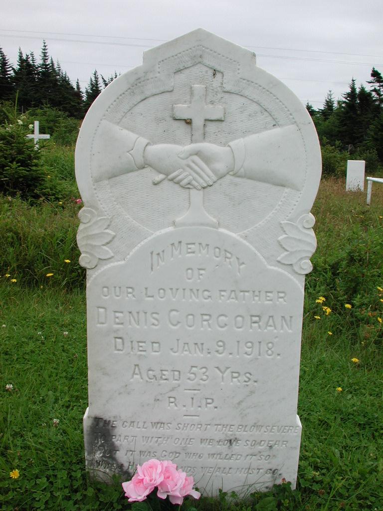 CORCORAN, Denis (1918) RIV01-2084