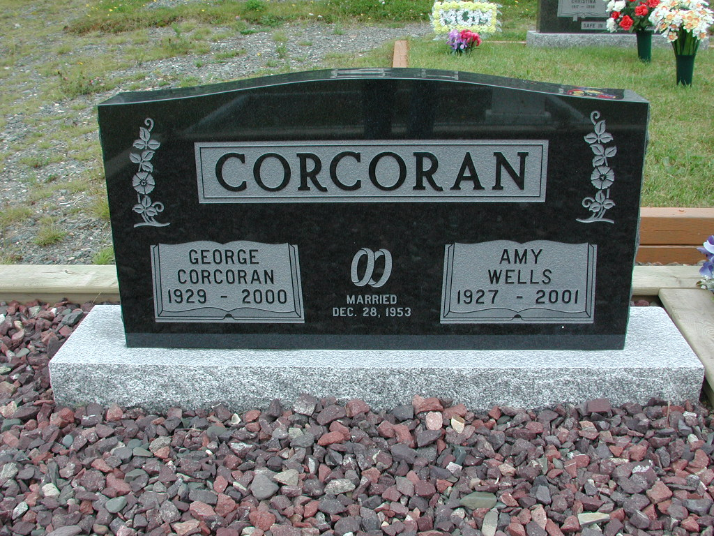 CORCORAN, George (2000) & Amy Wells (2001) RIV01-2233