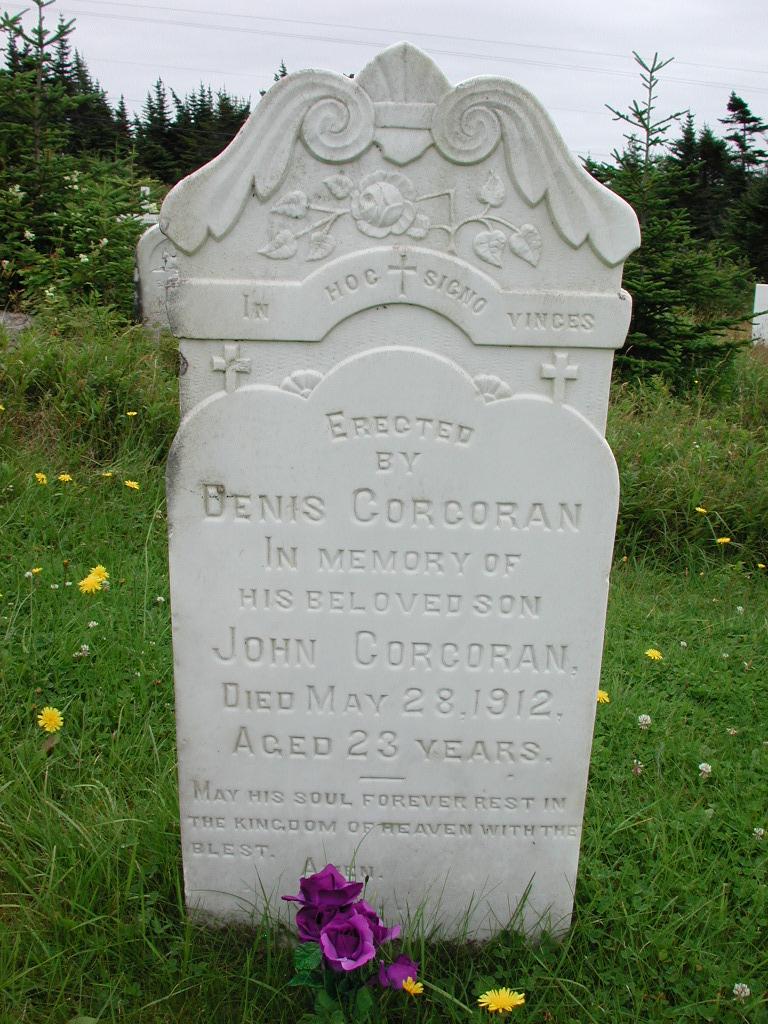 CORCORAN, John (1912) RIV01-2085