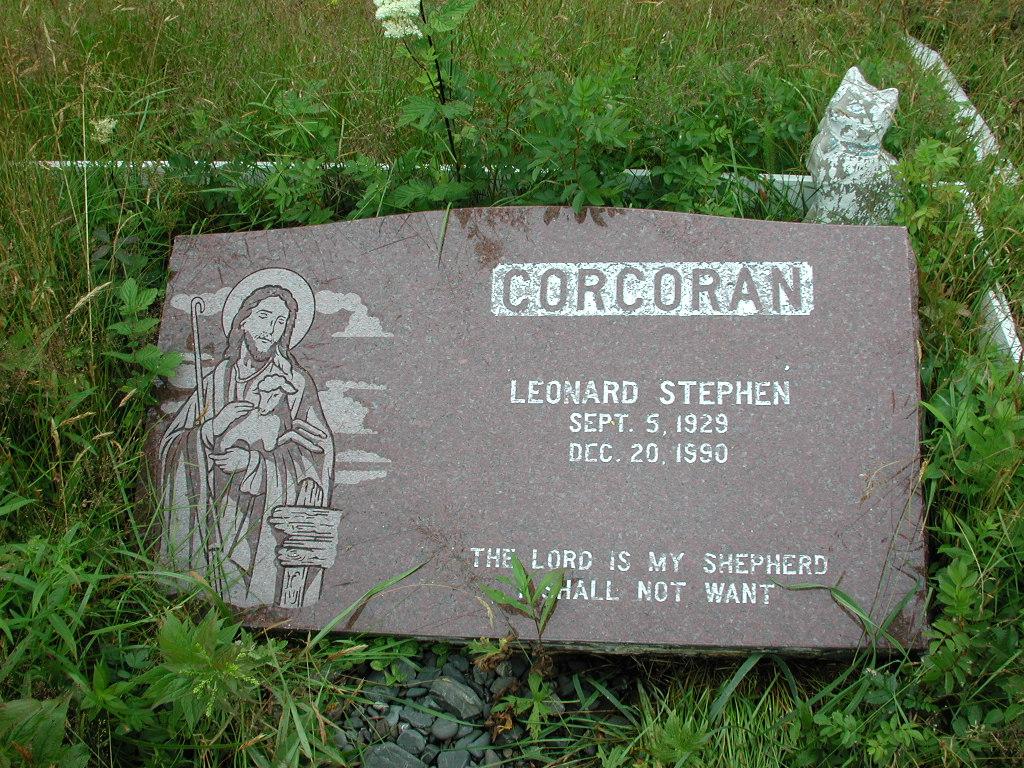 CORCORAN, Leonard Stephen (1990) RIV01-2200