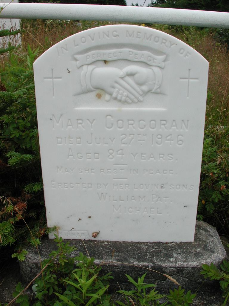 CORCORAN, Mary (1946) RIV01-2103