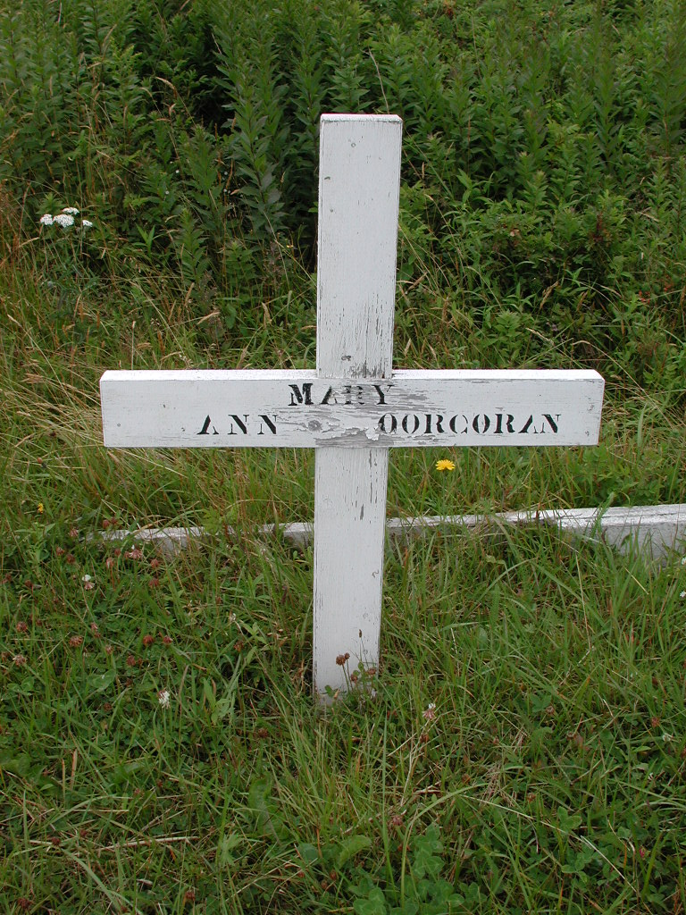 CORCORAN, Mary Ann (xxxx) RIV01-2186