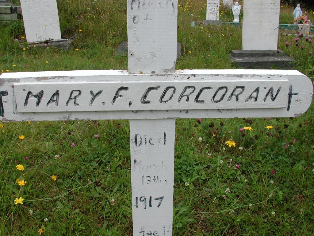 CORCORAN, Mary F (1917) RIV01-7910