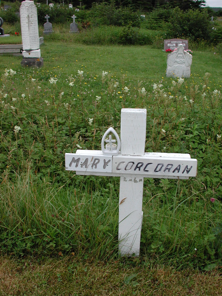 CORCORAN, Mary (xxxx) RIV01-2115