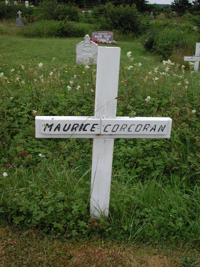 CORCORAN, Maurice (xxxx) RIV01-2114