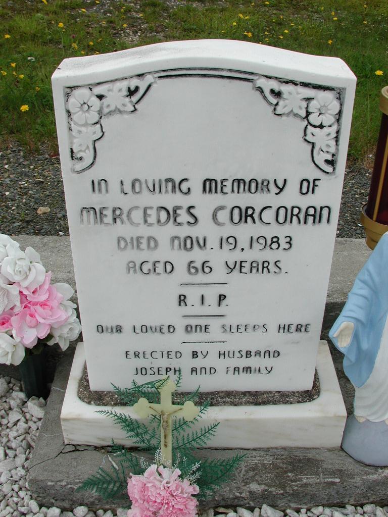CORCORAN, Mercedes (1983) RIV01-7916