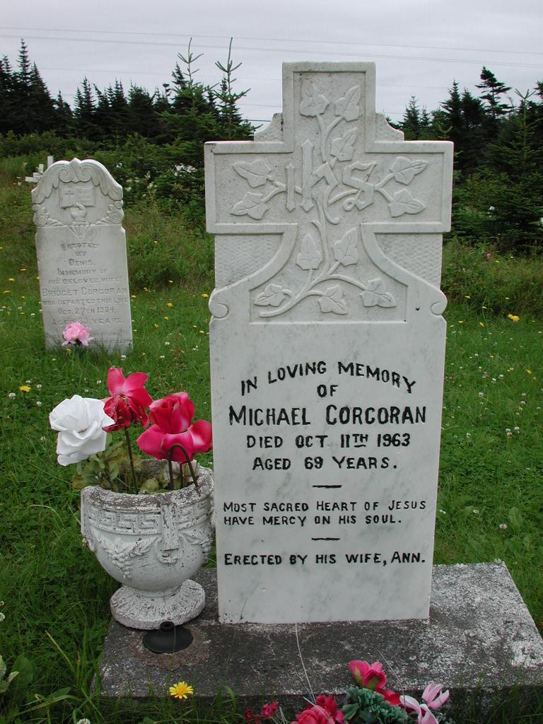 CORCORAN, Michael (1963) RIV01-2081