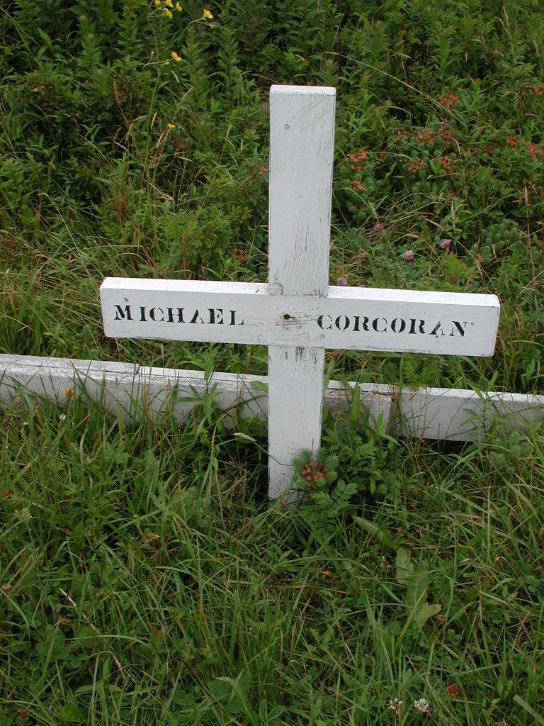 CORCORAN, Michael (xxxx) RIV01-2187