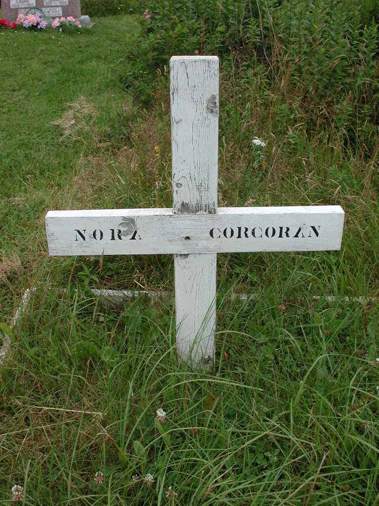 CORCORAN, Nora (xxxx) RIV01-2185