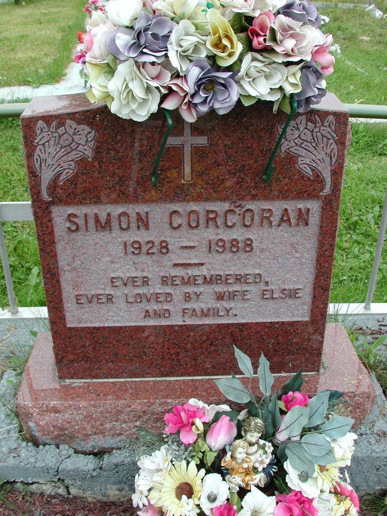 CORCORAN, Simon (1988) RIV01-7974