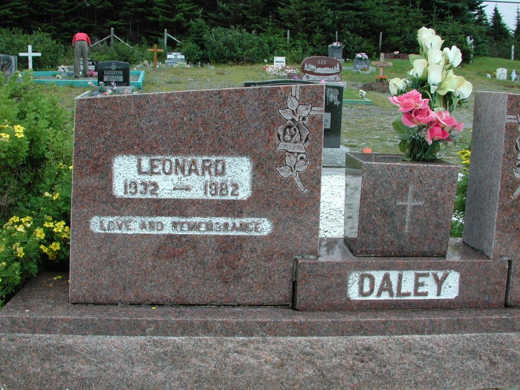 DALEY, Leonard (1982) RIV01-2220
