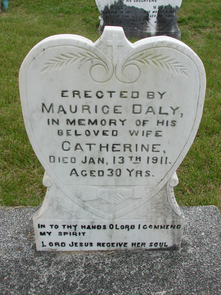 DALY, Catherine (1911) RIV01-7856