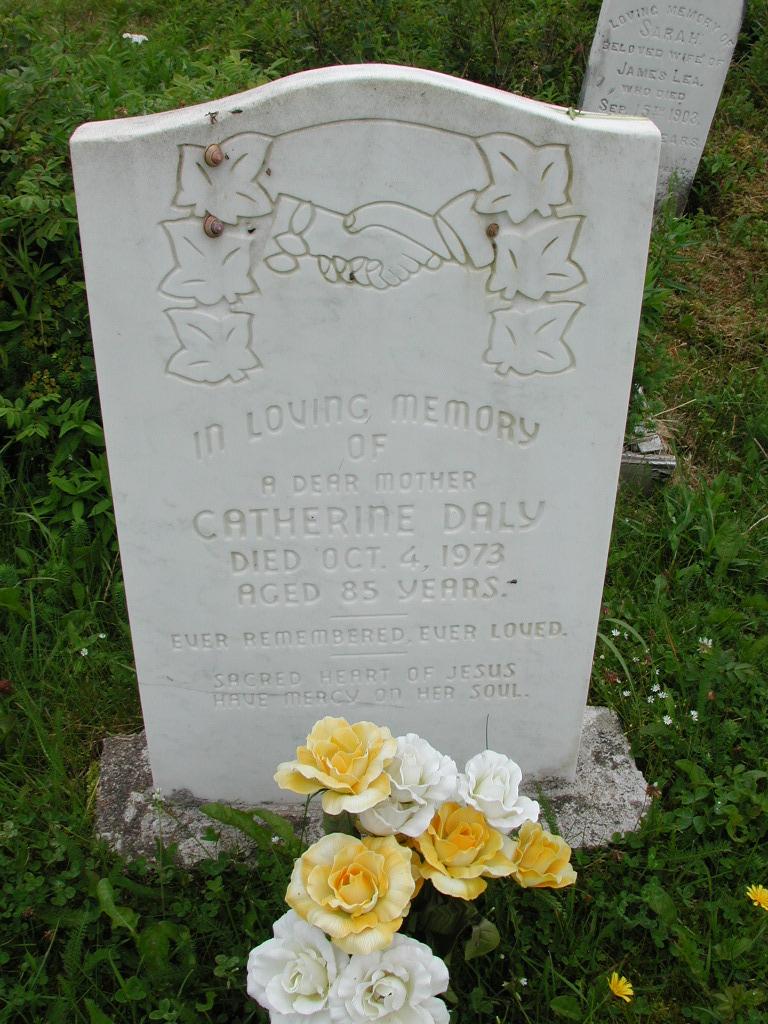 DALY, Catherine (1973) RIV01-7980