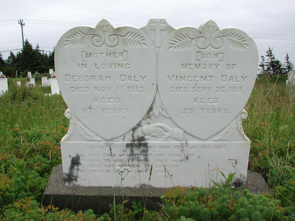 DALY, Deborah (1913) & Vincent (1911) RIV01-2128