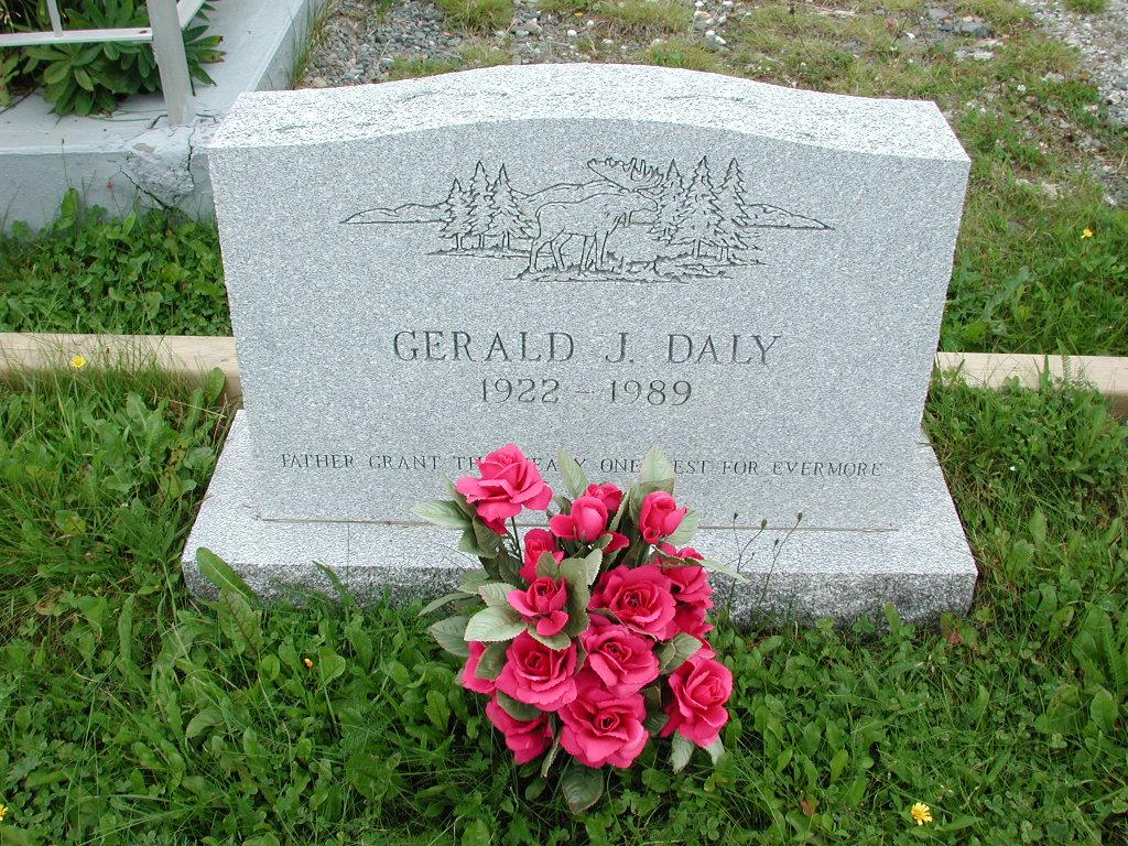 DALY, Gerald (1989) RIV01-2225
