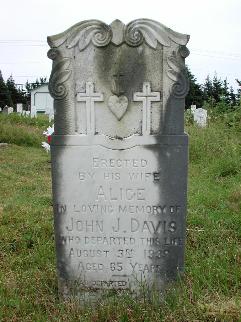 DAVIS, John J (1938) RIV01-2156