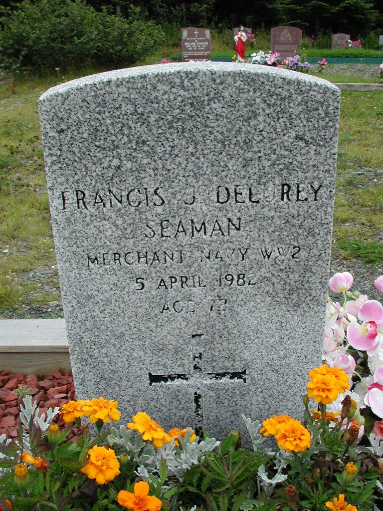 DELUREY, Francis J (1982) RIV01-8052