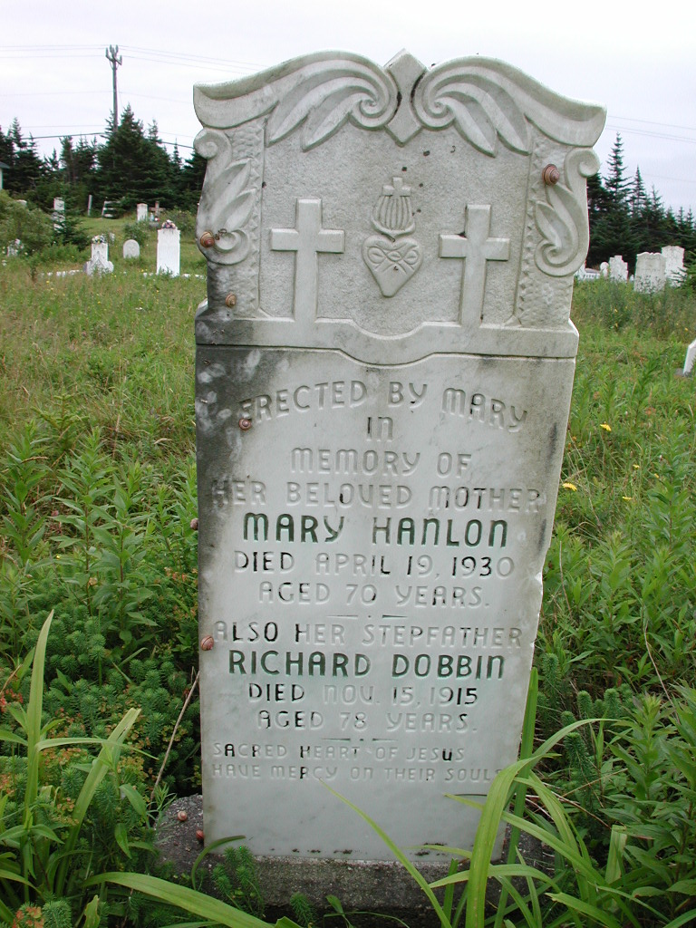 DOBBIN, Richard (1915) & Mary Hanlon (1930) RIV01-2063