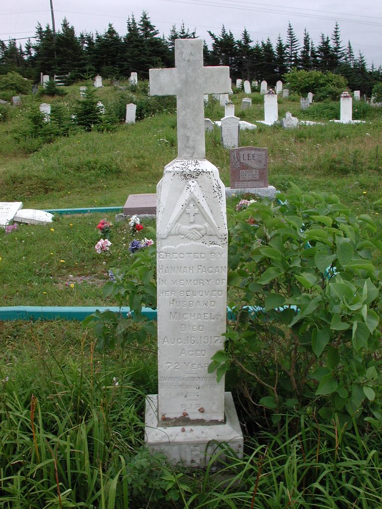 FAGAN, Hannah (1917) RIV01-2062