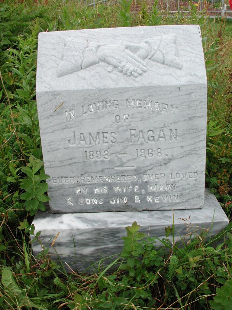 FAGAN, James (1968) RIV01-2202