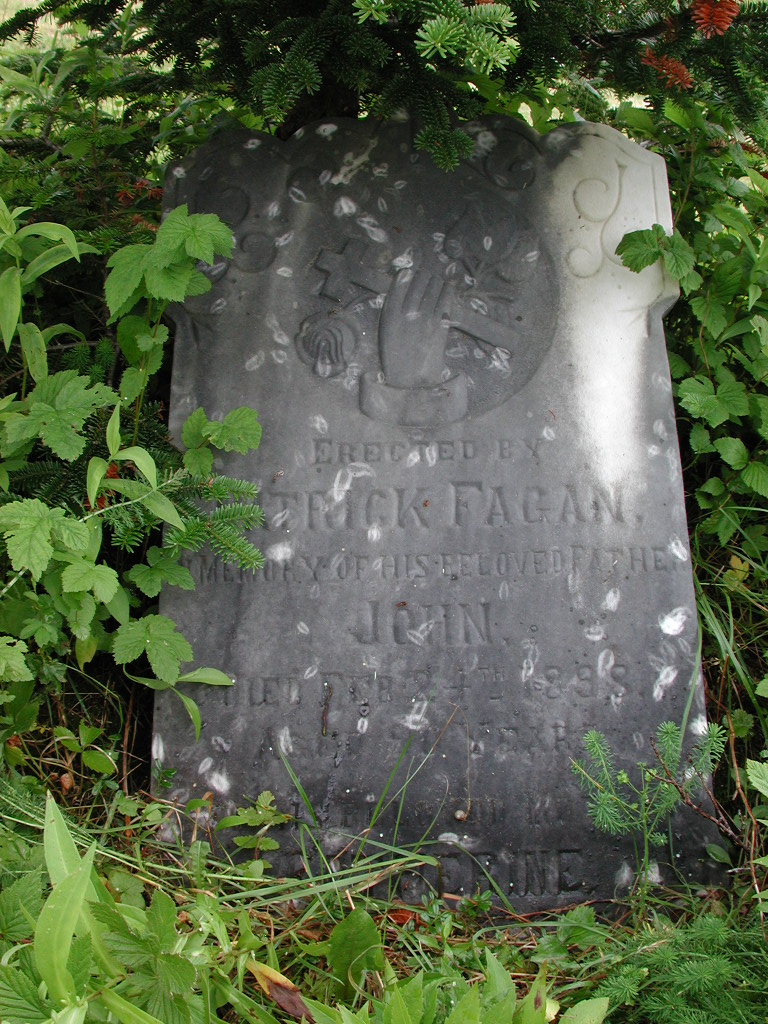 FAGAN, John (1898) & Catherine (1888) & John RIV01-2074