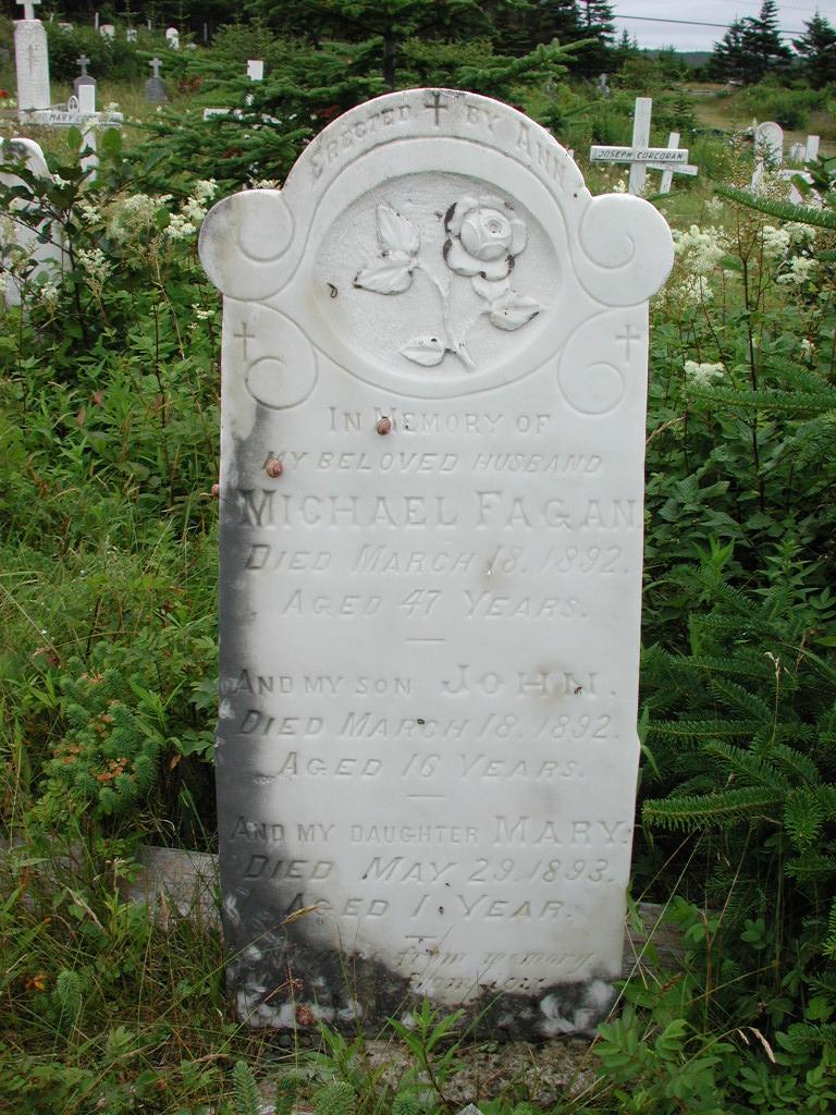 FAGAN, Michael (1892) & John & Mary RIV01-2071