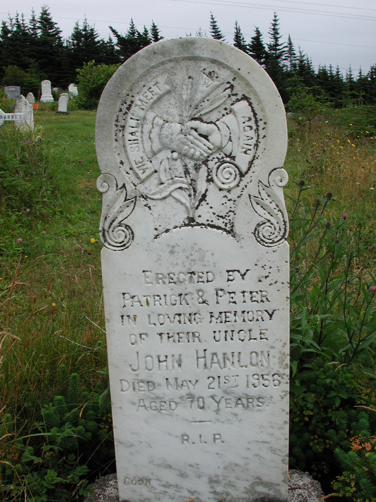 HANLON, John (1956) RIV01-2178