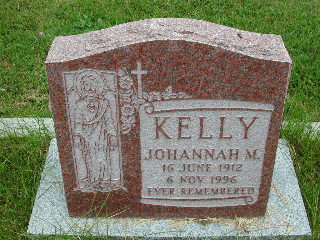 KELLY, Johannah M (1996) RIV01-7955
