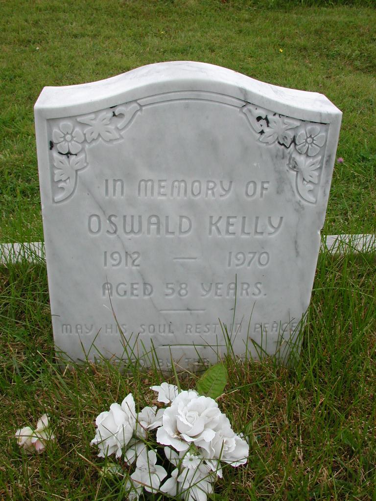 KELLY, Oswald (1970) RIV01-7954