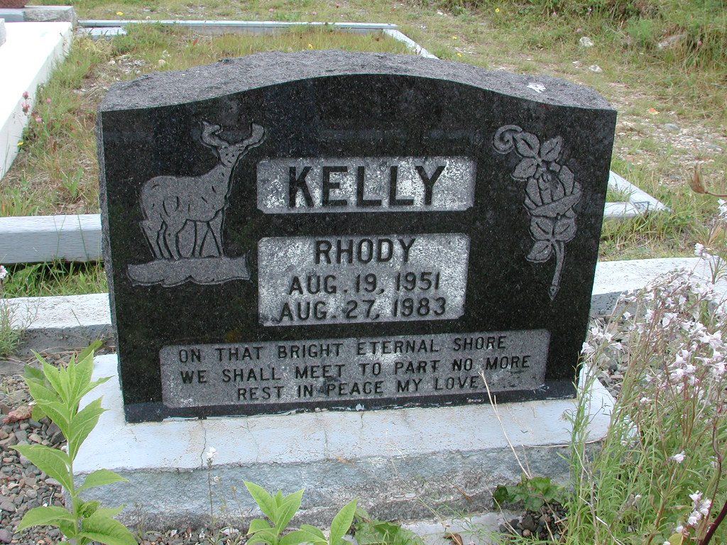 KELLY, Rhody (1983) RIV01-2246
