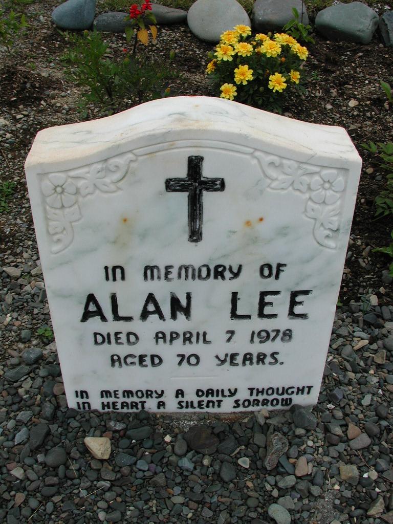 LEE, Alan (1978) RIV01-8032