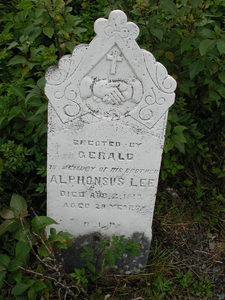 LEE, Alphonsus (1910) RIV01-7951