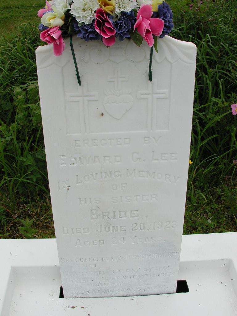LEE, Bride (1923) RIV01-7990