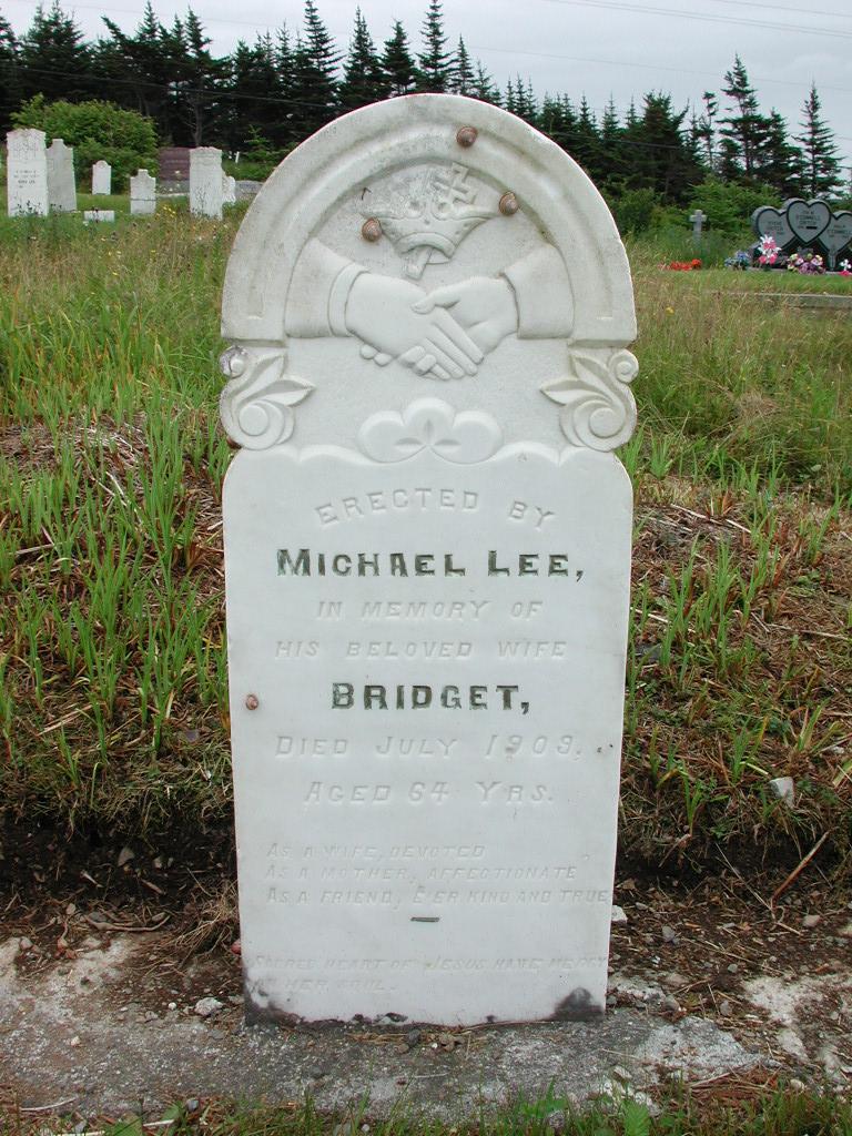 LEE, Bridget (1909) RIV01-2123