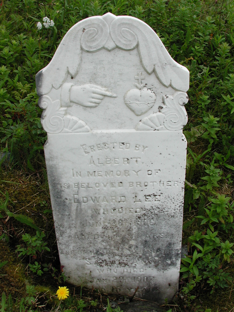 LEE, Edward (1906) & Sarah Ann (1907) RIV01-7946