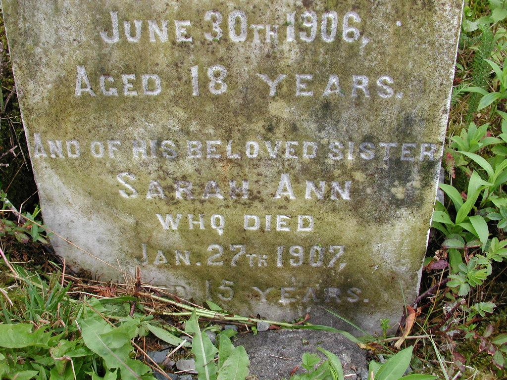 LEE, Edward (1906) & Sarah Ann (1907) RIV01-7948
