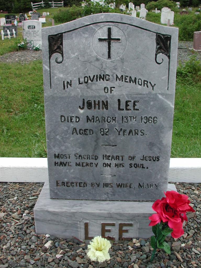 LEE, John (1966) RIV01-2143