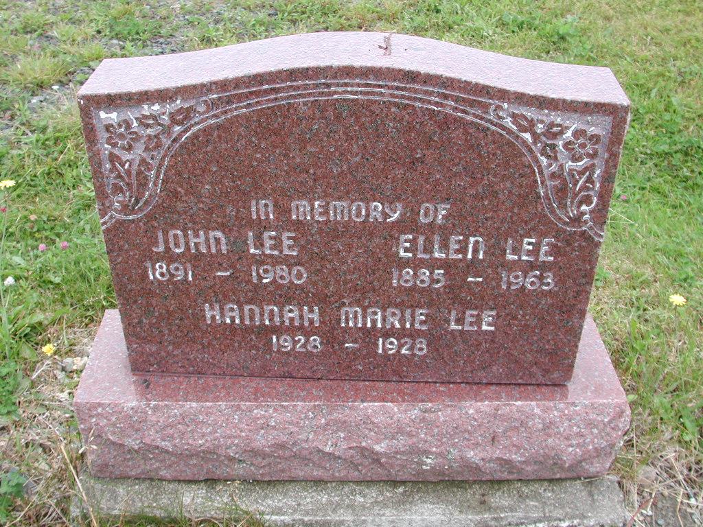 LEE, John (1980) & Ellen & Hannah Marie RIV01-7933