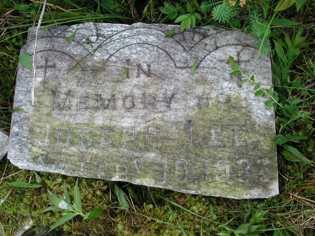 LEE, Joseph (1933) & Henry RIV01-2163