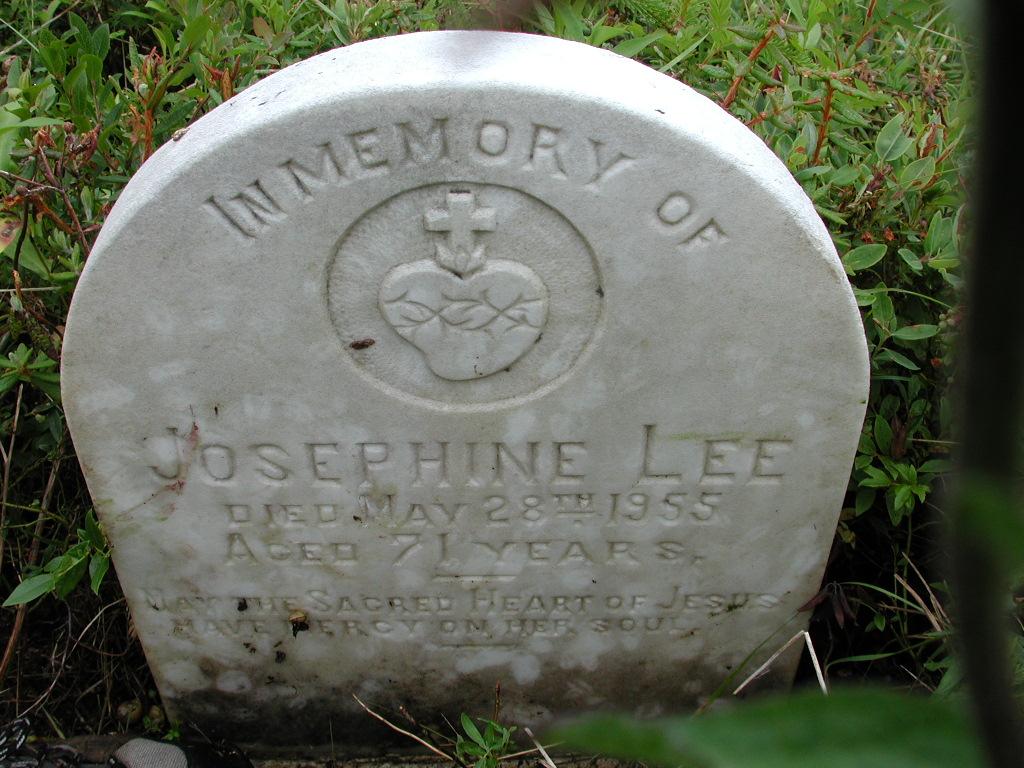 LEE, Josephine (1955) RIV01-7847