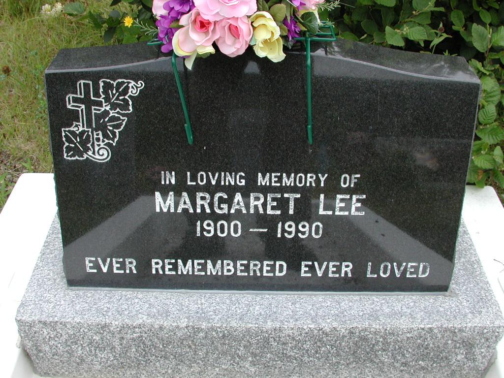 LEE, Margaret (1990) RIV01-8038