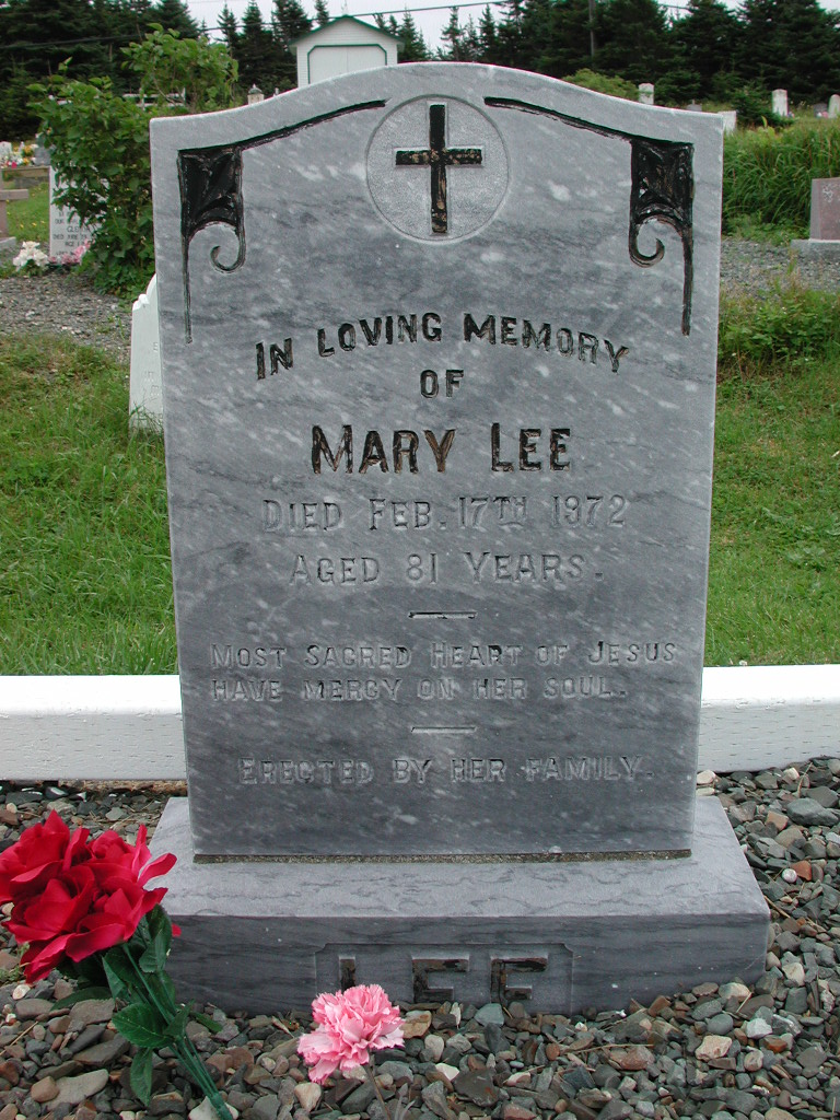 LEE, Mary (1972) RIV01-2142