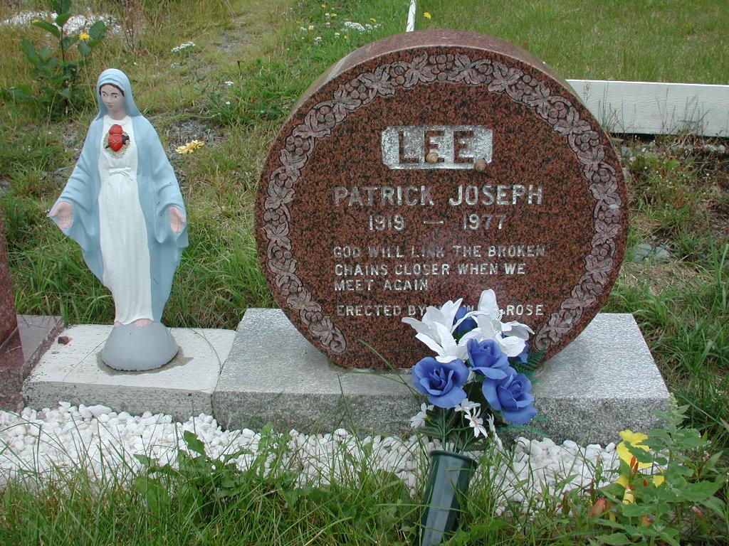 LEE, Patrick Joseph (1977) RIV01-2229