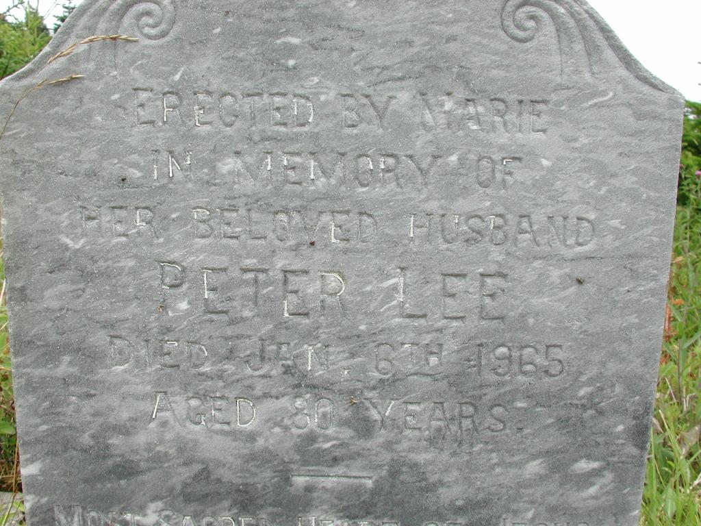 LEE, Peter (1965) RIV01-7972
