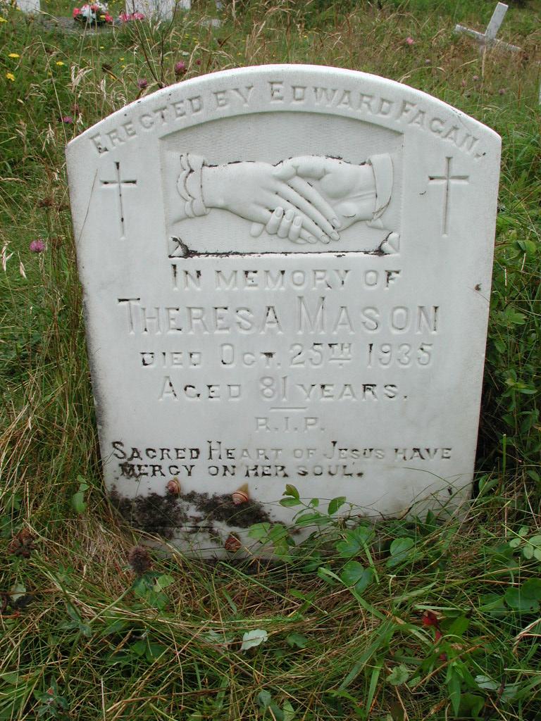 MASON, Theresa (1935) RIV01-2098