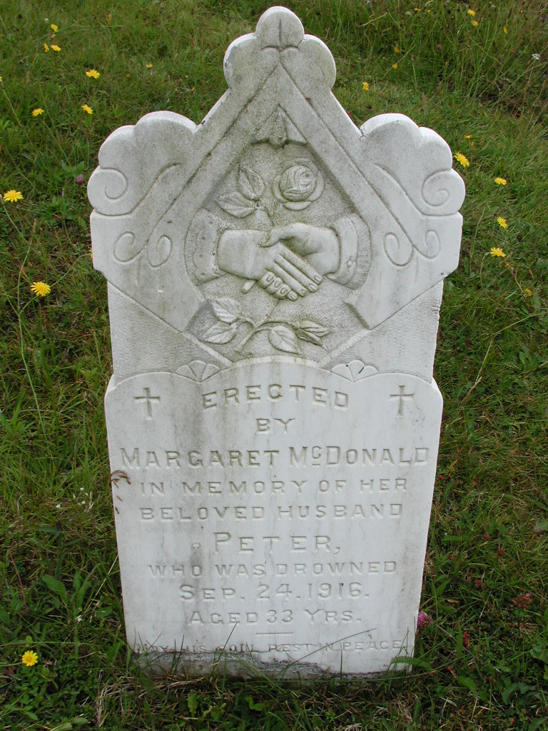 MCDONALD, Peter (1916) RIV01-7970