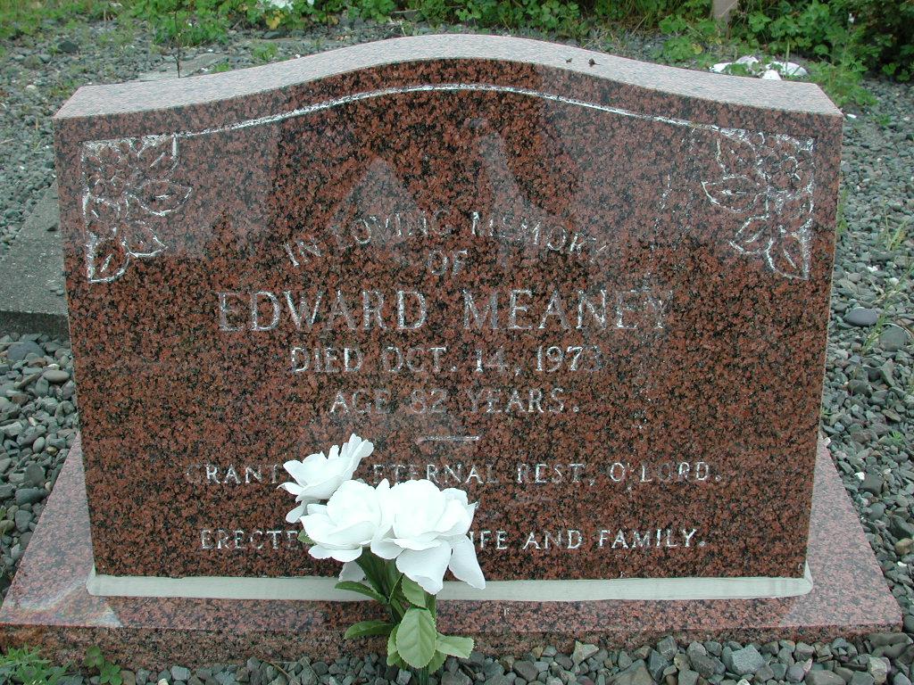 MEANEY, Edward (1973) RIV01-2150