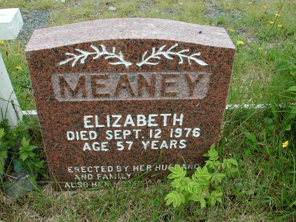 MEANEY, Elizabeth (1976) RIV01-8054